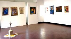 Prisoners art exibit